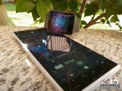 诺基亚Moonraker智能手表原型机上手:可遥控手机拍照