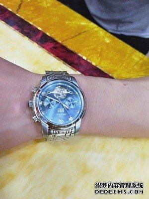 真实使用感受格雷迪手表怎么样,算什么档次的?这么贵算名牌表吗
