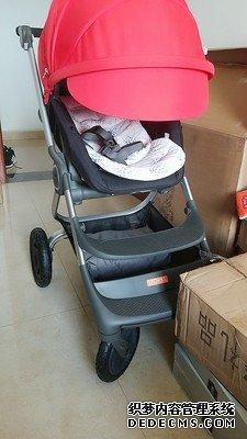 最新评测Stokke Scoot婴儿推车怎么样,真实使用感受
