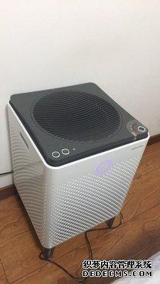 亲身体验COWAY 1218L空气净化器去装修异味和二手烟效果如何?