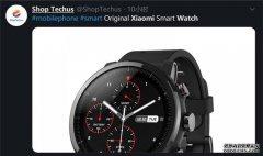 小米智能手表有望本月发布:搭载骁龙Wear芯片,支持eSIM卡/NFC