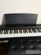 初学者吐槽下雅马哈电钢琴P125怎么样?音质效果好吗,评测
