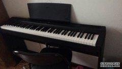 专业人士说雅马哈智能电钢琴P-125B怎么样?音质效果如何?
