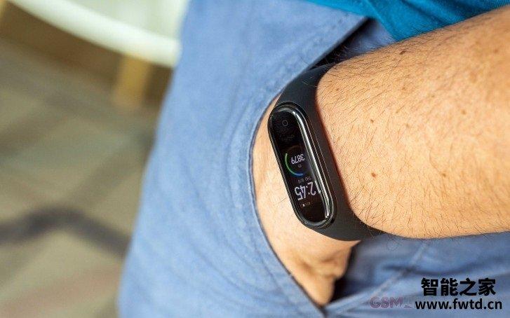爆料:小米手环5将配备1.2英寸显示屏