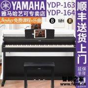 雅马哈电钢琴YDP164和163哪个好?这两款优缺点是?