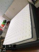 慕思3cm泰国原液天然乳胶弹簧床垫怎么样?床垫软硬如何?