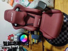 看点十足:安德斯特电竞椅电脑椅怎么样?有人说质量很垃圾?