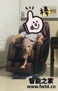 图文评测:荣泰按摩椅6810怎么样?坑不坑人曝光?