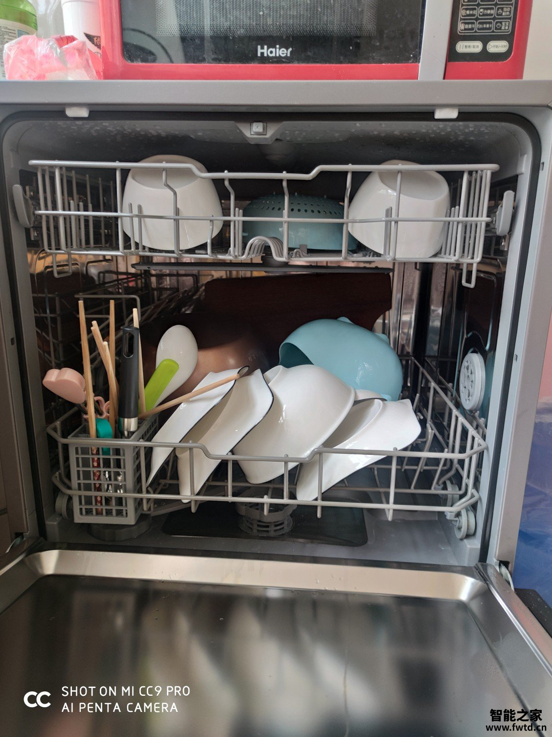 华帝H7嵌入式洗碗机怎么样?反馈如何?已使用点评