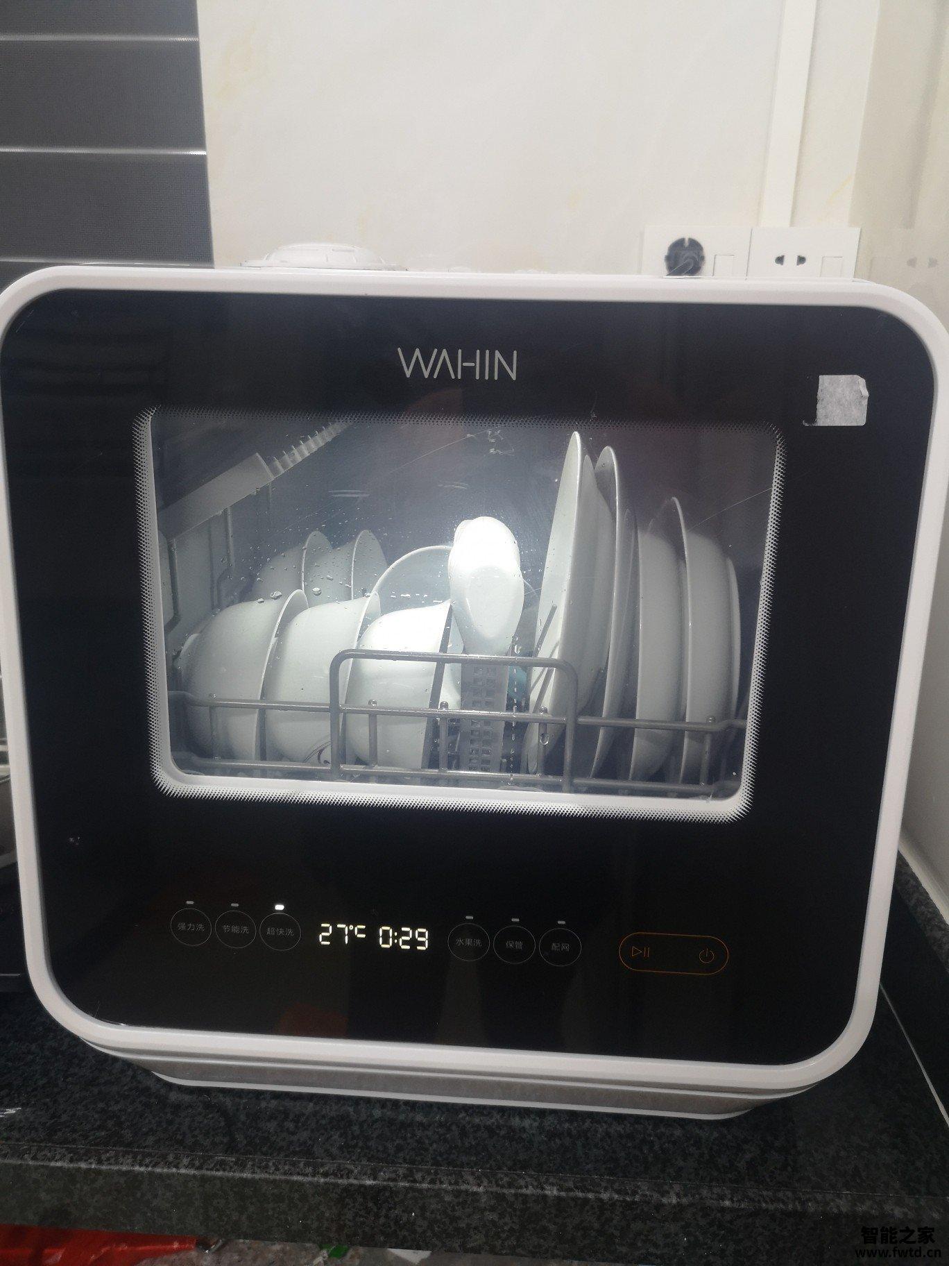 用户口碑云米VDW803洗碗机怎么样?口碑质量好不好