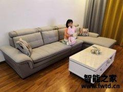 双虎家私布艺沙发505A买了不后悔?说实话!