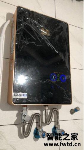「入手必知」帝胜R9A电热水器怎么样评测质量值得买吗?