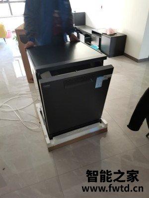 客观分析:评测海尔洗碗机EYW132286BWT怎么样真的喜欢吗,!!